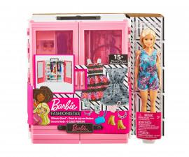 Кукла Barbie - Гардероб с кукла и аксесоари