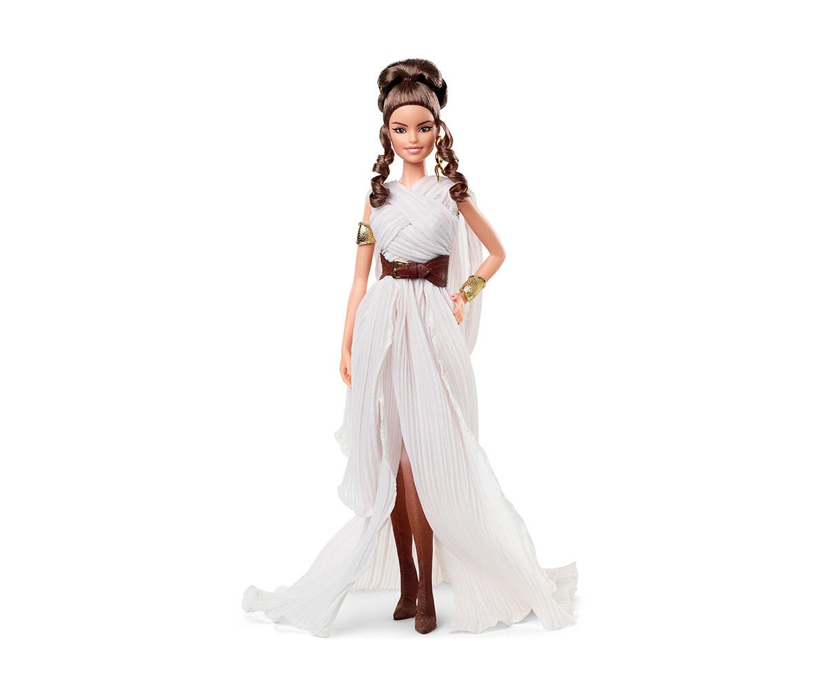 Детска играчка за момиче кукла Barbie - Колекционерска кукла, Междузвездни войни: Рей