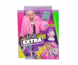 Детска играчка за момиче кукла Barbie - Екстра мода, блондинка