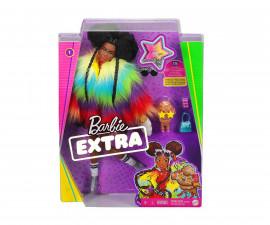 Детска играчка за момиче кукла Barbie - Екстра мода, брюнетка