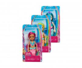 Детска играчка модни кукли Barbie GJJ85 Кукла Barbie - Малка русалка, асортимент