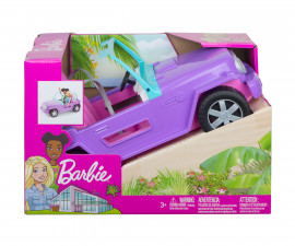 Детска играчка модни кукли Barbie GMT46 - Автомобил, джип кабрио