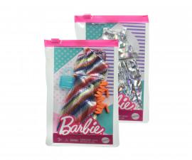 Детска играчка модни кукли Barbie GWC27 - Комплект модни дрехи GWC27