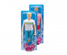 Детска играчка модни кукли Barbie GRB41 - Кен (60-та годишнина), асортимент