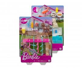 Детска играчка модни кукли Barbie GRG75 - Мини игрален комплект, асортимент