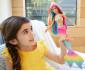Детска играчка модни кукли Barbie GTF89 - Русалка с променящ се цвят thumb 7