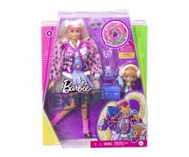 Игрален комплект кукла Barbie - Екстра: С руси опашки GYJ77