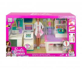 Игрален комплект кукла Barbie - Ортопедична клиника GTN61