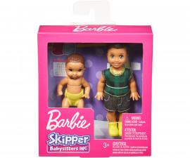 Модна кукла Барби - Детегледачка малка кукла с бебе кукла, асортимент