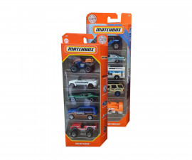 Коли, камиони, комплекти Mattel Matchbox C1817