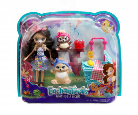 Мини кукли Mattel Enchantimals FCC62