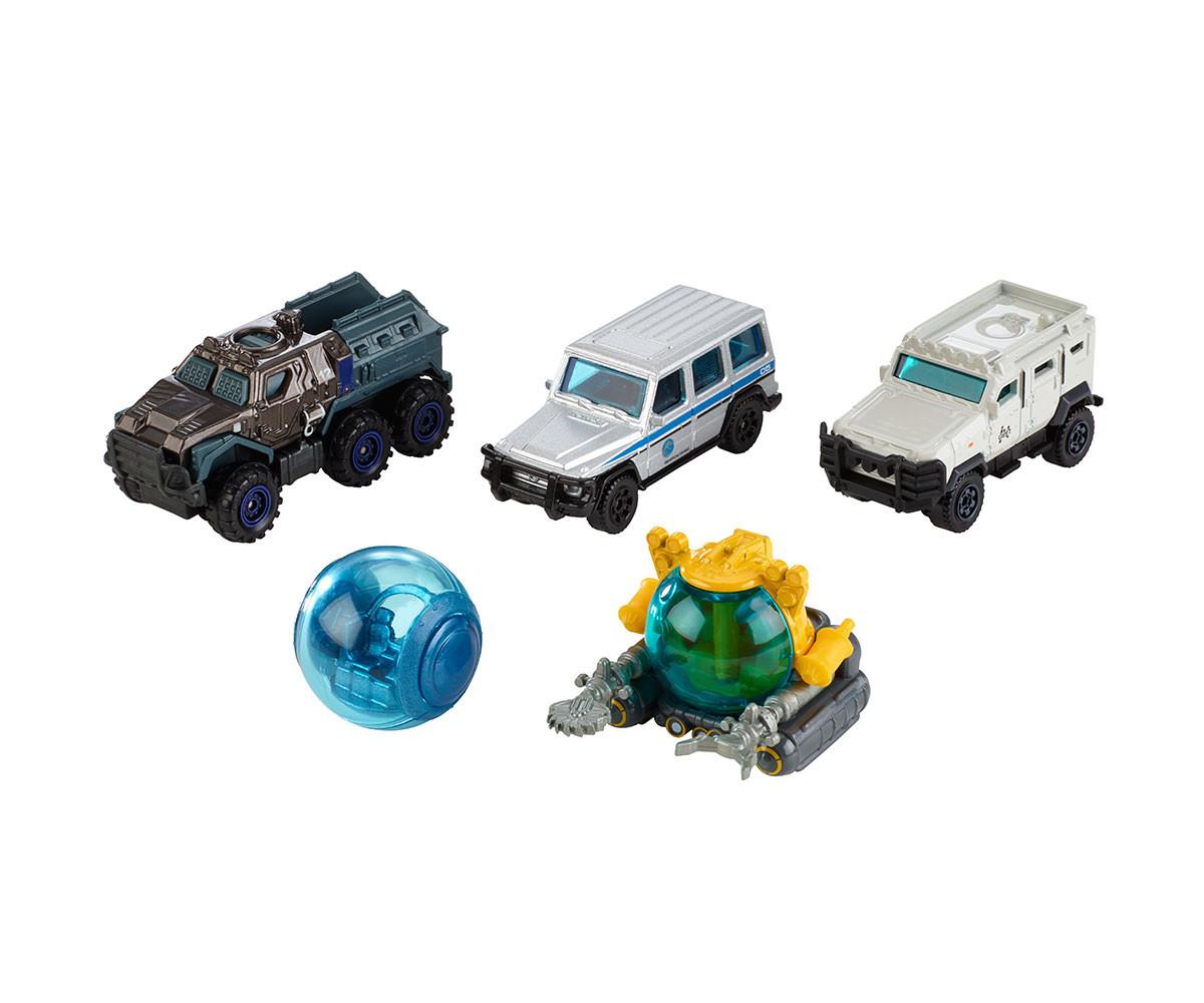 Коли, камиони, комплекти Mattel FMX40