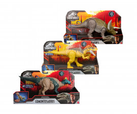 Jurassic World - Динозавър звуков удар, асортимент