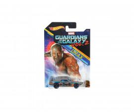 Детска играчка превозно средство - Hot Wheels - Метална количка Пазители на галактиката 1:64