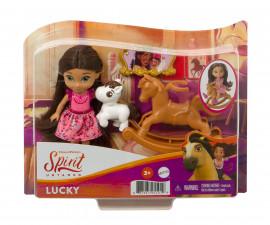 Детска играчка герои от филми Spirit - Кукла Щастливката GXF11