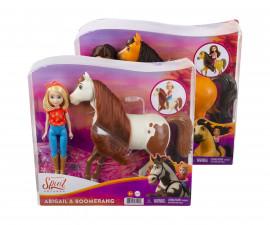 Детска играчка герои от филми Spirit - Кукла с конче, асортимент GXF20