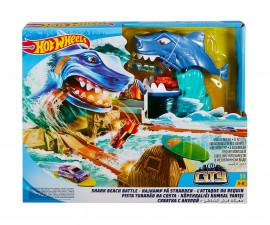 Игрален комплект Hot Wheels Гигантска Акула
