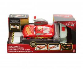 Детска игрален комплект на тема Cars 3 - Състезателен McQueen за каскади