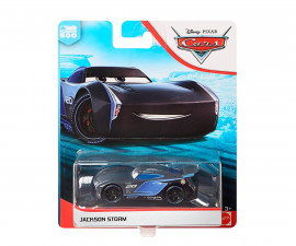 Детска играчка коли, камиони, комплекти; Герои от филми Mattel DXV34 Колите - Джаксън Сторм