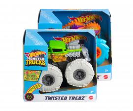 Количка за момчета Hot Wheels - Голямо бъги Monster Trucks 1:43, асортимент GVK37