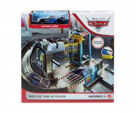 Детски комплект за игра работилница за състезателни коли Cars