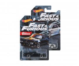 Детска играчка за момче Hot Wheels - Метална количка Бързи и Яростни GYN28