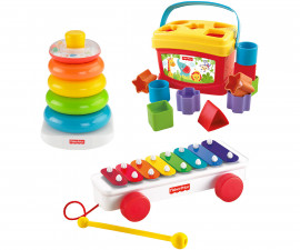 За координация Fisher Price Играчки за деца 6м.+ BLT46