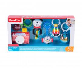 Дрънкалки и чесалки Fisher Price Играчки за новородени FBH63