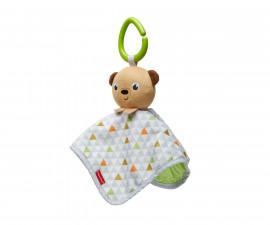 Мека бебешка играчка Фишър Прайс
