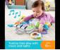 Детска музикална възглавничка Fisher Price, пиано thumb 5