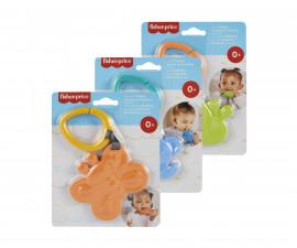 Бебешка играчка залъгалки Fisher Price GYN23 Залъгалка Fisher Price, асортимент