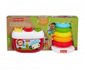 Комплект 2 Еко играчки за сортиране Fisher Price Комплект 2 Еко играчки за сортиране Fisher Price GRF11