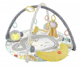 Луксозно килимче за игра Fisher Price, маймунка HBG85