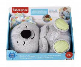 Успокояваща плюшена играчка коала за бебета и деца Fisher Price GRT59