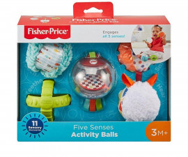 Бебешки комплект за игра на сетивата Фишър Прайс
