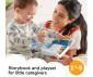 Комплект за игра Fisher Price, книжка с бебе thumb 5