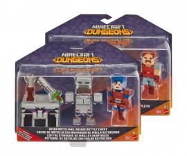 Колекционерска малка фигурка играчка за деца подземие Minecraft, асортимент GTP24