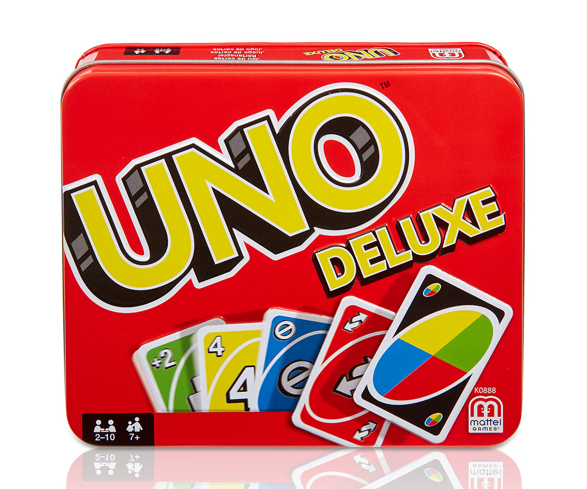 Карти за игра UNO Делукс K0888