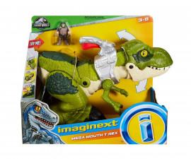 Детска играчка герои от филми Mattel GBN14 Джурасик свят: Imaginext Т-Рекс