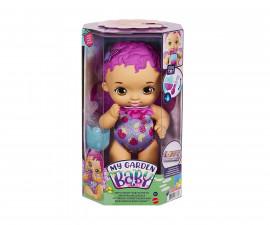 My Garden Baby: Кукла бебе пеперудка горски плодове, с розова коса GYP00