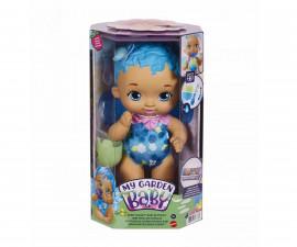 My Garden Baby: Кукла бебе пеперудка горски плодове, със синя коса GYP01