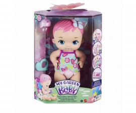 My Garden Baby: Кукла бебе пеперудка, с розова коса GYP10