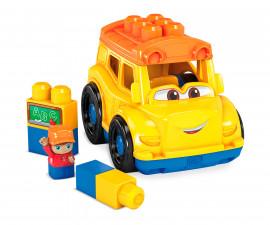 Mega Bloks First Builders GCX10 - Sonny School Bus