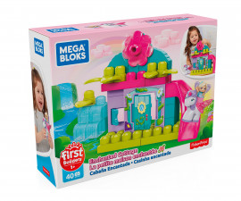 Mega Bloks First Builders GKX80 - Enchanted Cottage