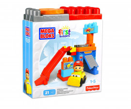 Конструктори Mega Bloks First Builders DKX87^DKX85