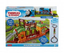 Комплект за игра за деца Томас и приятели, мостът GHK84