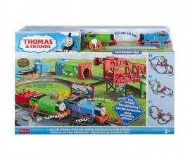 Комплект за игра за дежа Томас и приятели, звуци в Содор Комплект Томас и приятели, звуци в Содор GVL59