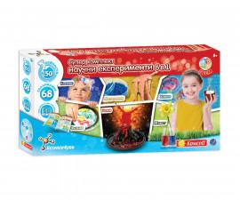 Образователна игра за деца Science for you - Супер комплект научни експерименти 6в1
