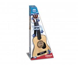 Класическа дървена китара, 75см.