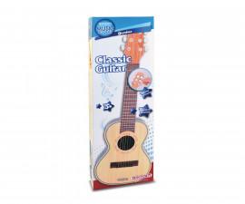 Класическа китара с 6 метални струни, 70см